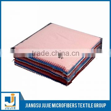 Factory sale various widely used microfiber glasses cloth
