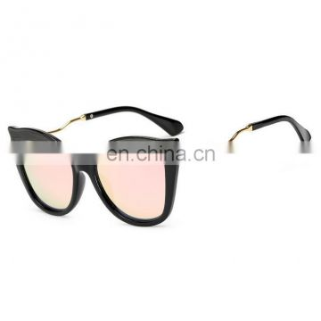 Wholesale Fashionable Plastic Sunglasses Adult With Customized Logo