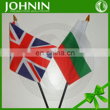 2016European Cup promotional polyester national table british uk flag