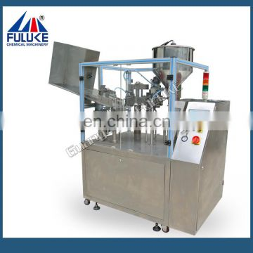 FLK CE automatic toothpaste tube filling and sealing machine,packaging machine price