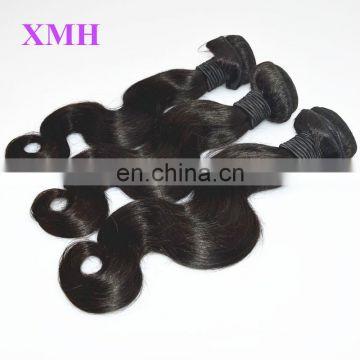 Tangle&shed Free Natural and Soft Virgin Brazilian Hair Body Wave Hair Bundles