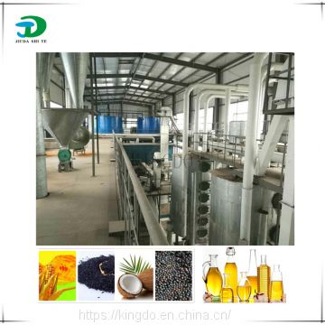Palm Fruit Oil Press, Palm Kernel Oil Processing Machine Price Edible Oil Press Extraction Refinery Plant Palm Oil Machine