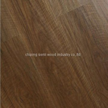 handscraped click 12.3mm lock hickory laminate flooring