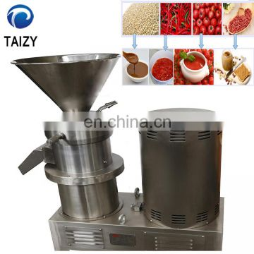 Small peanut butter tomato paste making machine of tomato paste processing plant
