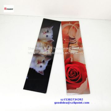 Wine packging custom photo printing wooden box panel
