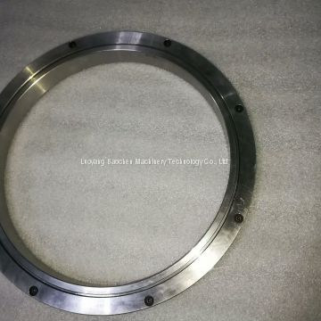 RE11020UUCC0P5 110*145*20mm crossed roller bearing for Actuators  with Harmonic Drive