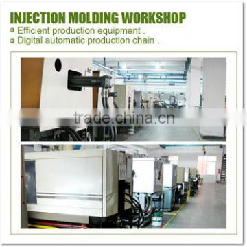 OEM UV Painting Plastic Injection Button Mould Manufacturing