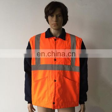 Factory Directly Provide High Quality road safety/security jacket