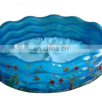 2013 fashionable inflatable baby swimming pool