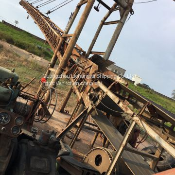 Sale: Excavator Ship with 38m Conveyor Bridge