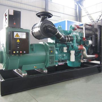 280kw diesel generator set with Cummins engine