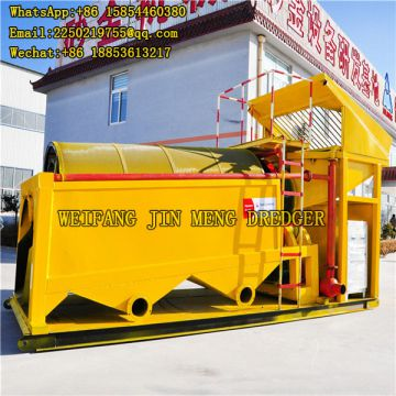 19m³/h Easy Maintain Gold Mining Machinery Ccsb Steel