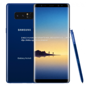 Samsung Galaxy Note 8 N950U - 64GB - Verizon + GSM Unlocked AT&T T-Mobile - Grey