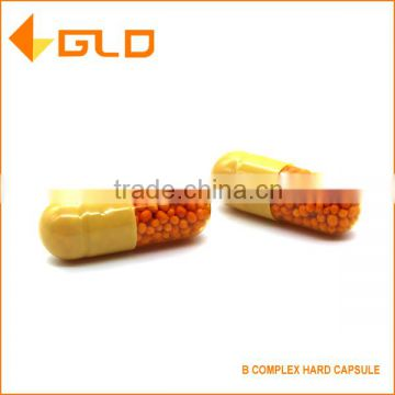 Hot sell product health food B-Complex vitamin hard capsule or tablet