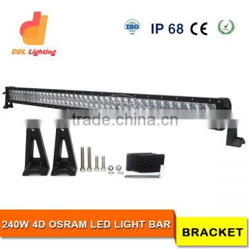 factory direct led grow lights fluorescent led waterproof ip68 lighting for OFF ROAD CARS fixture evergrow led light bar