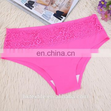 Fashional sexy lace women panty 2017