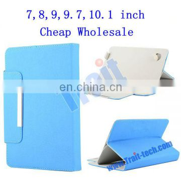 Wholesale China High Quality Leather Tablet Universal Case OEM, Dropshipping
