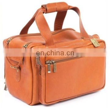 2017 fashion leather duffel bag new arrival