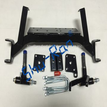 Golf Cart Accessories- 5'' Drop Axle Golf Cart Lift Kit for EZGO TXT