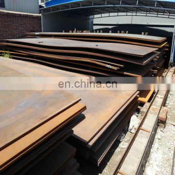 Q345 carbon steel hot rolled steel plate sheet in stock