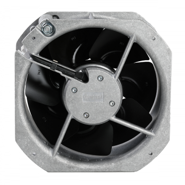 EBM PAPST W2E143-AA09-01 230V Thermally Protected AC Axial Fan