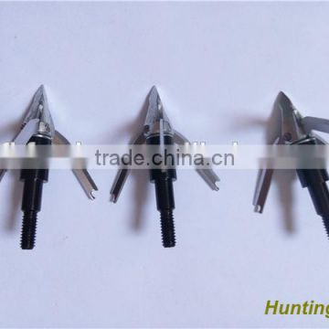 Archery Arrow Broadheads 3Blades 100Grain Broadheads Arrowhead And Arrow Tip For Archery Hunting