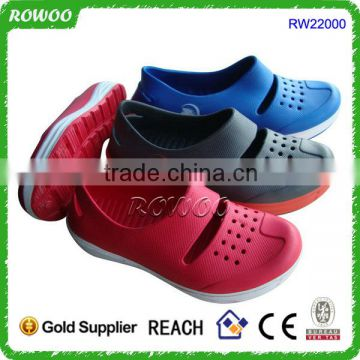 New Style EVA injection beach sandals,mens and women's flat sandals shoes