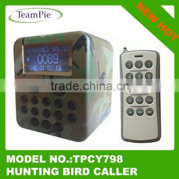 2014 New Model hunting mp3 bird call of BIRD CALLER / SCARER