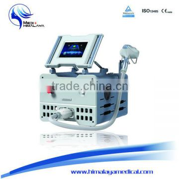 Medical SHR ICE1 Excellent Cosmetic Device For Pigmented Spot Removal Ipl Shr Best Result Treatments Shrink Trichopore