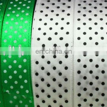 coated polyster satin ribbon
