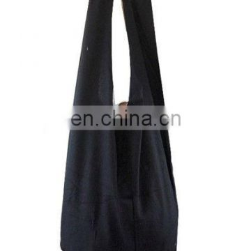 cotton sling cross body bag