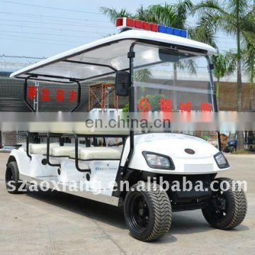 Wholesale Electric sightseeing cars, powerful sightseeing bus for sale with CE certificate