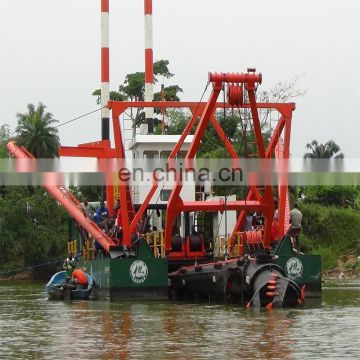 China Direct Manufacturer Hydraulic 18 Inch Cutter Suction Dredger for Sale