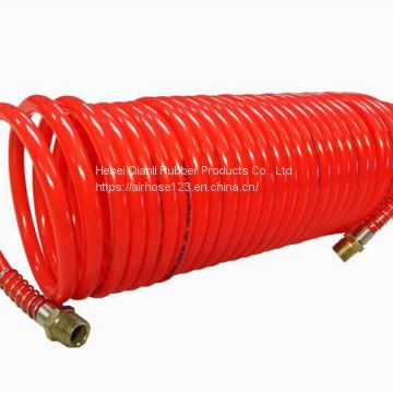 Polyurethane Air Hose is the First Choice for Pneumatic Industry