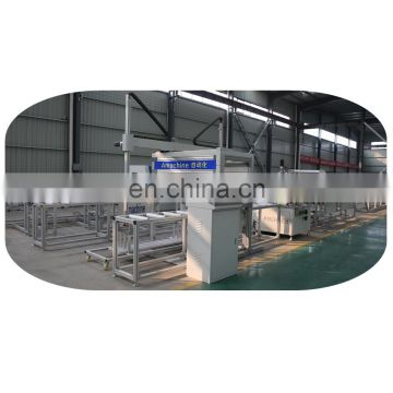 PA Thermal barrier rolling machine for aluminium profiles