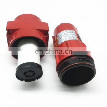 Factory direct sell high precision air filter for compressor with high quality