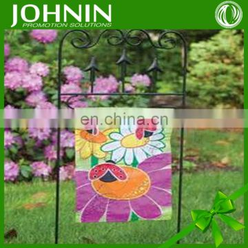 Wholesale With Customized Logo Printed Garden Flag