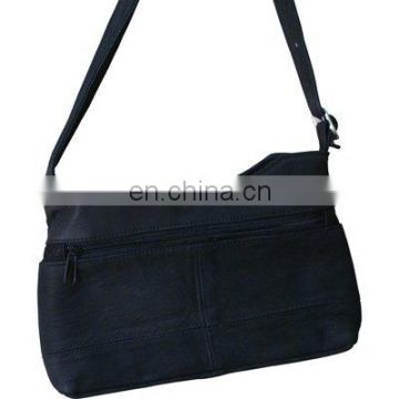 HMB-106N WOMEN LEATHER SHOULDER BAG FASHION BAGS