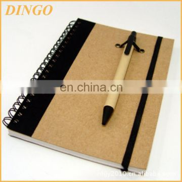 Promotional Notebook with Ball Pen