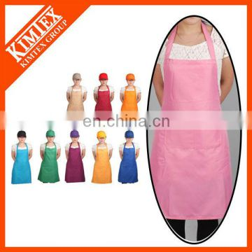 Colorful cooking hostess aprons