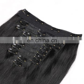 Hot Beauty Cheap Hair Clips Extension For black Women