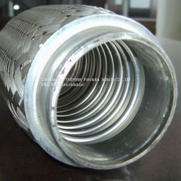 ISO/Ts16949certified Stainless Steel Flexible pipe