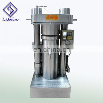 specialized black seed hydraulic oil press machine high quality and high oil yield