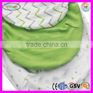 C640 Soft Comfort Baby Swaddle Blanket Wrap 100% Cotton Blanket Baby