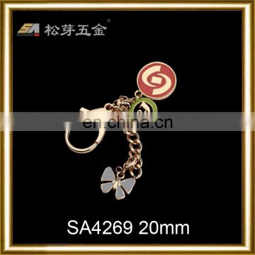 Italy fashion customized metal hardware for bags