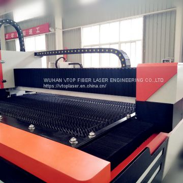 Golden Laser | 1500w fiber laser cutting machine GF-1530