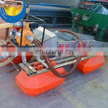 Hengchuan Mini Size and Easy-Operated Gold Dredge with Pump
