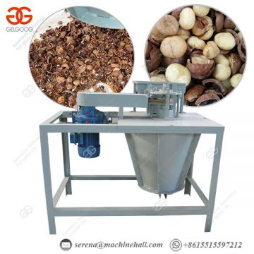 Almond Dehulling Machine Walnut Breaker