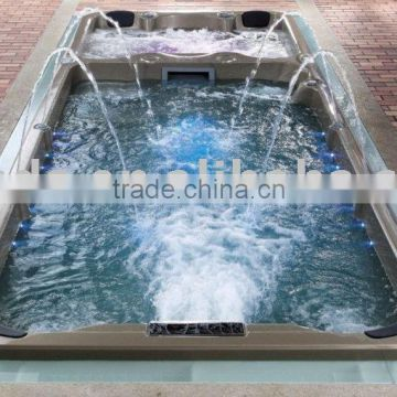 Outdoor spa(swimming spa,swimming poolFS-S06)