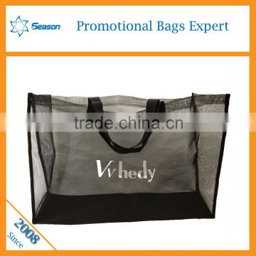 Nylon mesh bag fruit mesh net bag laundry beach bag                                                                                                         Supplier's Choice